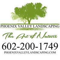 Muralist Phoenix Valley Landscaping in Phoenix AZ