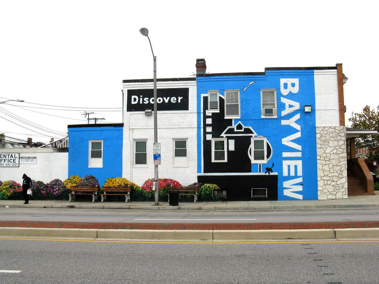 Discover Bayview, BOPA, Baltimore, MD 2012