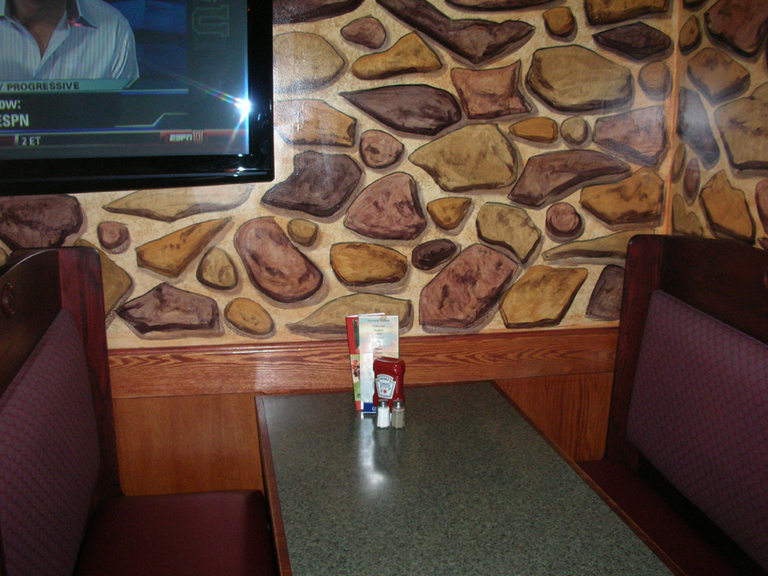 Faux Stone, Loafers Sports Bar & Grill, Catonsville, MD 2011