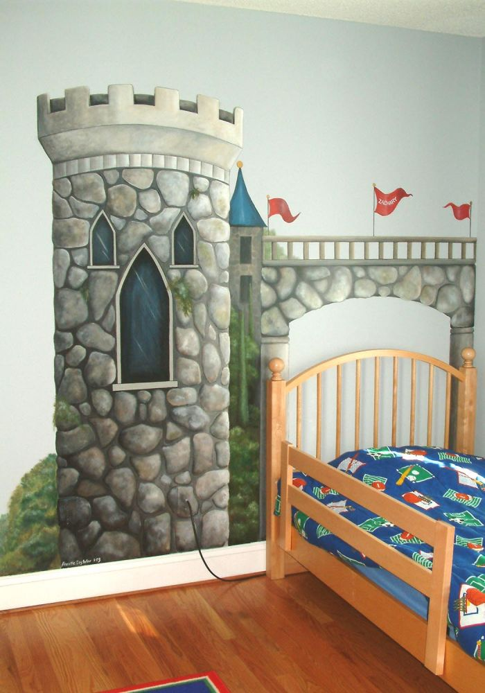 Random mural photos mural photo album by annette dostaler - How to paint murals on bedroom walls ...