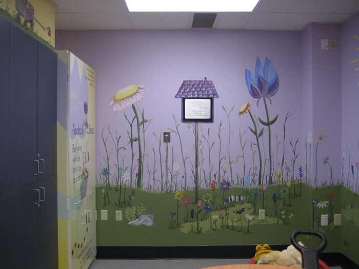 Interior Painting Faux Finishes Murals Mural Photo