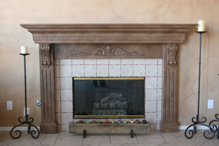 Fireplaces Faux Finishes 10000 Mural Photo Album By