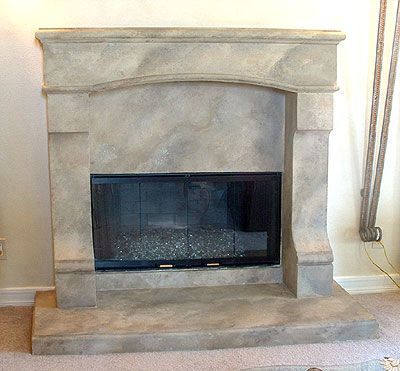 Fireplace Finishes Stone. Mrock Woodland Field 100sq Ft Brown ...