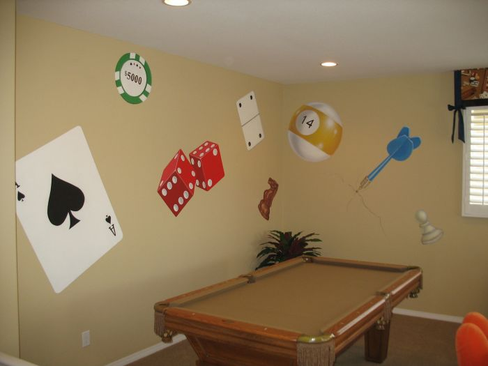 Residential And Commercial Murals Mural Photo Album By
