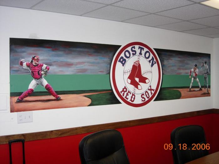 Red Sox Conference Room