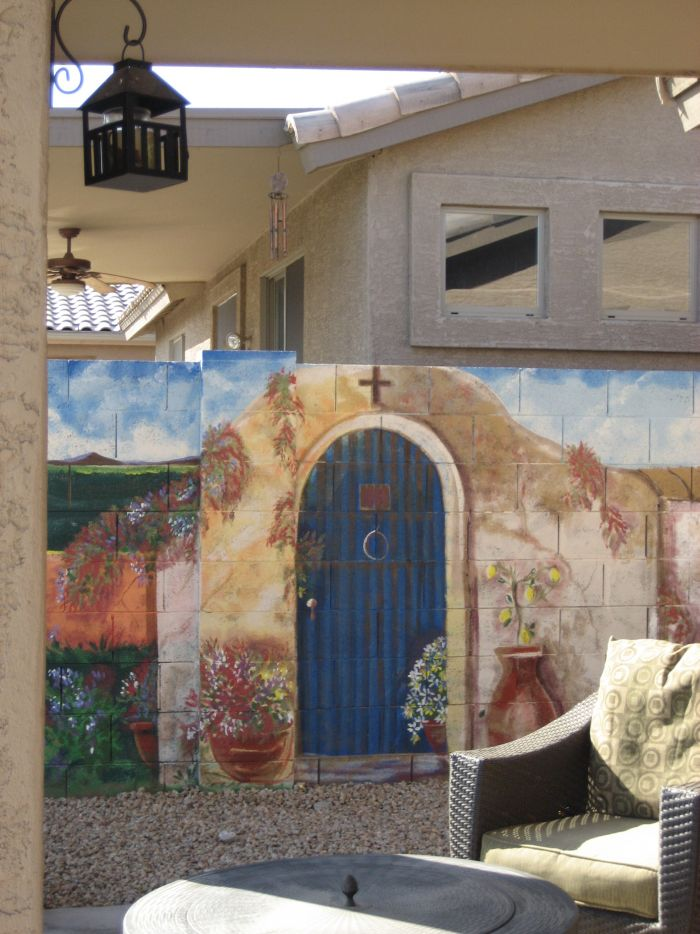 Exterior Outdoor Painting Amp Murals Mural Photo Album By