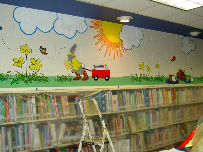 Commercial Application Mural Photo Album By Art