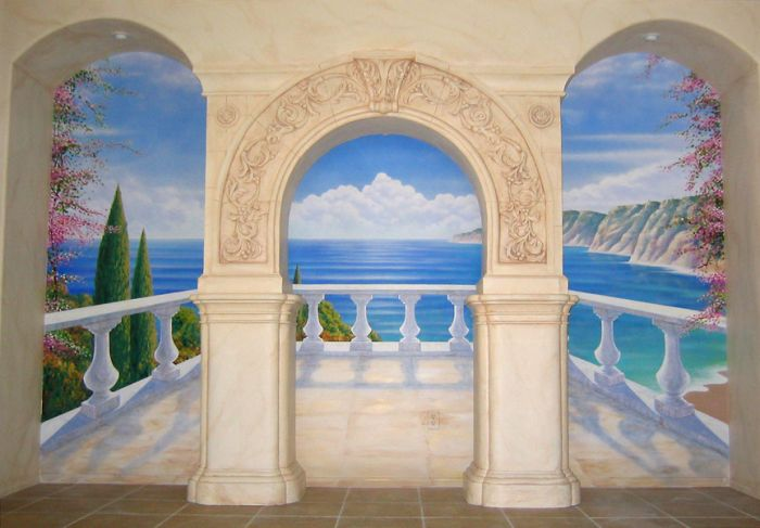 Bathroom Wall Art Painting Pictures