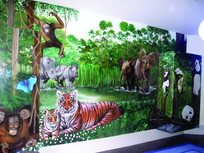 Mural Photo Album 12045 Mural Photo Album By Julieta De