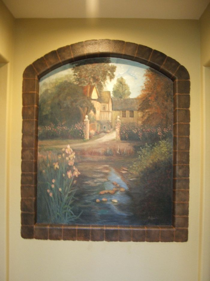 Murals And Trompe L Oeil 1000 Mural Photo Album By