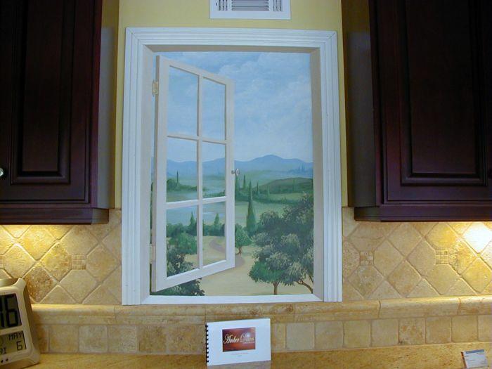 Trompe L Oeil Mural Photo Album By Amber Dawn