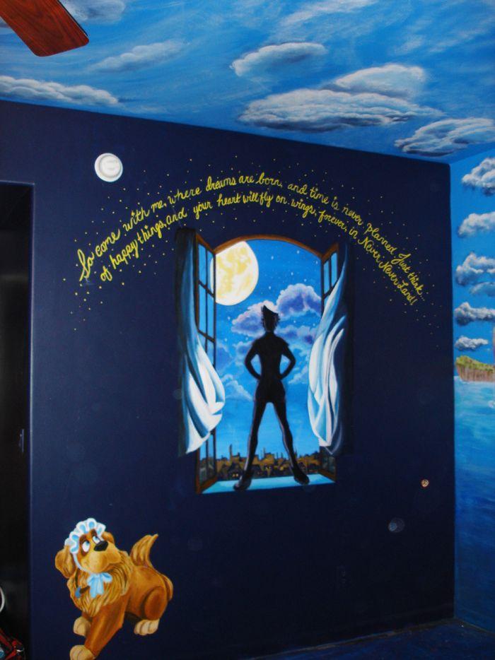 Kids Theme Room Murals Mural Photo Album By Skywoods