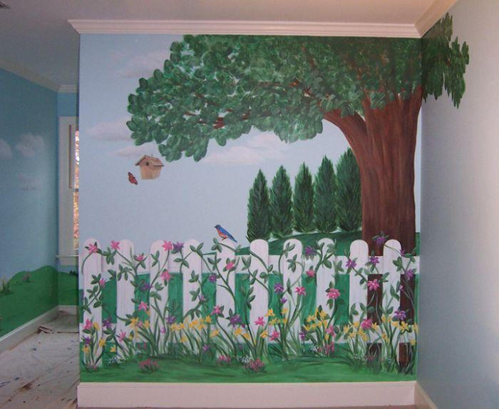 Children S Rooms Mural Photo Album By Robin Puckett