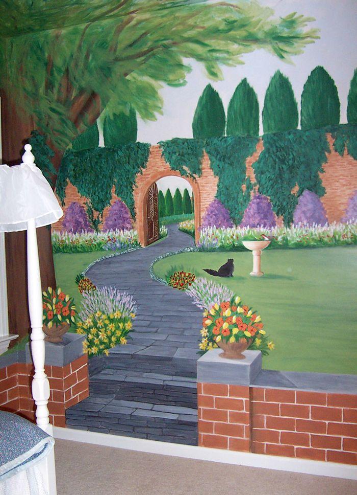 Baby Room Wall Painting Nurseries
