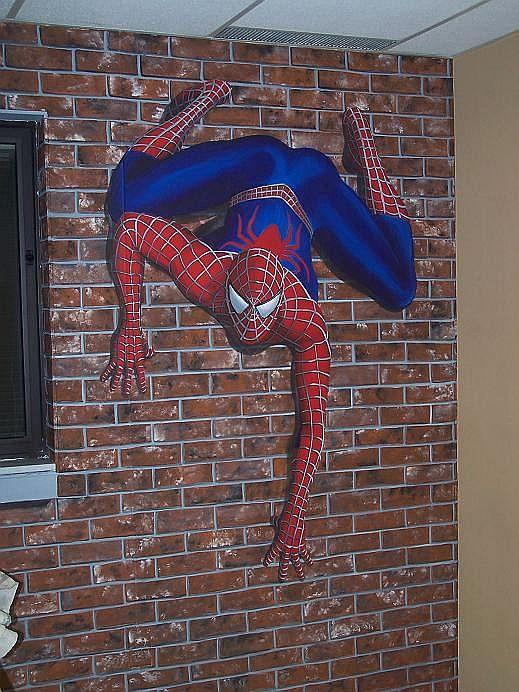 Trompe Loeilphotorealist Fun Mural Photo Album By Glenda