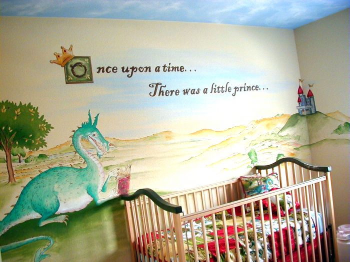 Children 226 S Rooms And Nurseries Mural Photo Album By