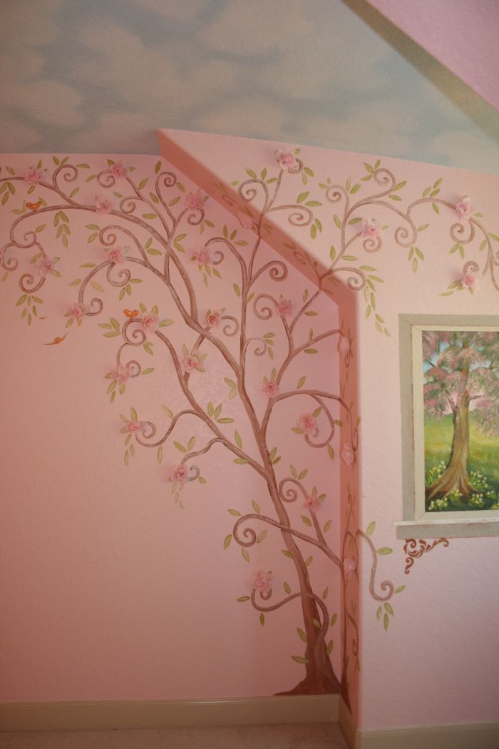 Playroom Decor Wall